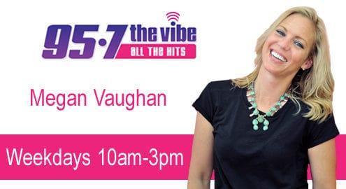 Megan Vaughan DJ